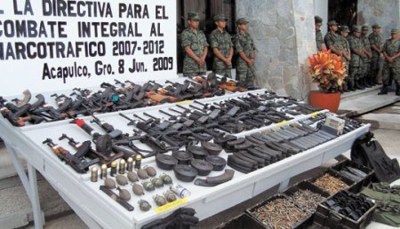 Acapulco weapons