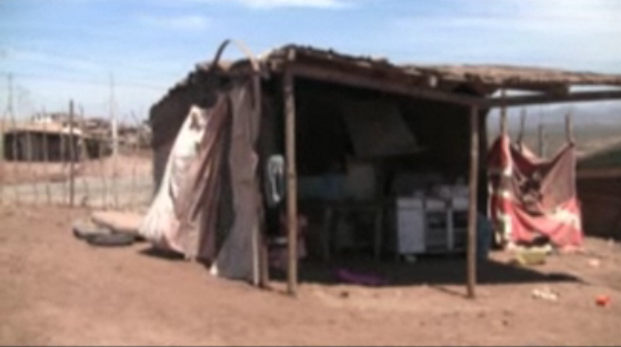 Poor Cardboard Houses In Mexico Www Picsbud Com