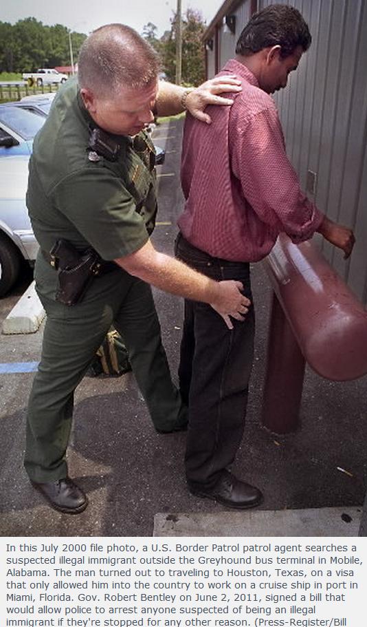 Sex offender fugitives, including Mexican national, arrested in Mobile