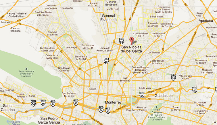 san nicolas de los garza latin singles - private room for $15 room in a residential area, 30 minutes from monterrey international airport, close to shopping plazas it has independent entrance and assistance.