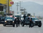 TORREON, COAHUILA     Federal police were attacked by gunmen in a house while