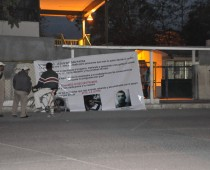 TORREON, COAHUILA   Also on Tuesday morning, narco banners appeared hanging on TORREON, COAHUILA   Also on Tuesday morning, narco banners appeared hanging on 2