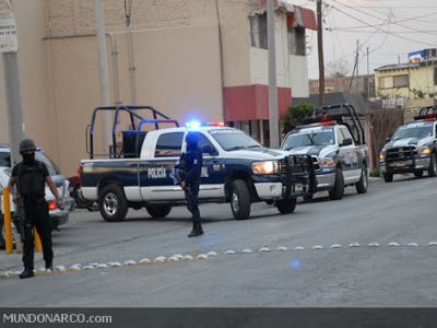 MONTERREY, NUEVO LEÓN    A shootout betweewn cartels left 6 people shot - Copy