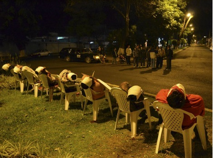 Bodies of Seven Executed Men Left on Chairs in Middle of Mexican Town4
