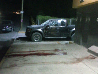 REYNOSA  In the last M3 Report, there was a link to a story on 4 truckloads of